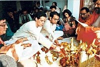 gay couples wedding with perents approval hawan and priests in delhi