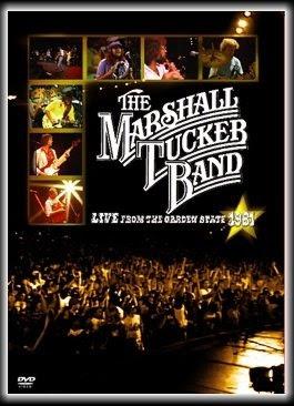 MARSHALL TUCKER BAND Marshall+Tucker+Band+-+1981+-+Live+From+The+Garden+State+1981+(DVD)
