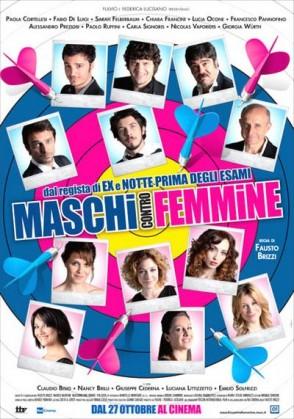 Maschi contro femmine (2010) DvD 9