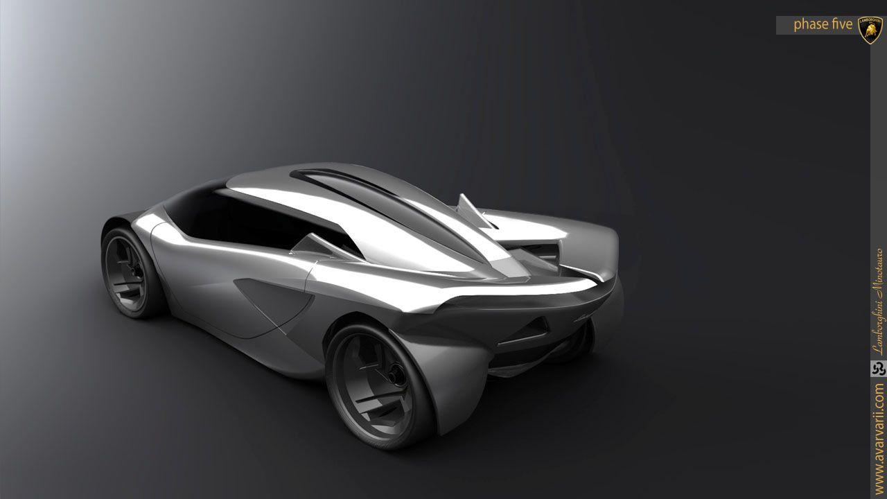 World Concept Cars 2020 Lamborghini Minotauro Design