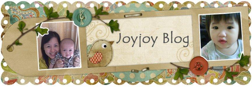 joyjoy blog