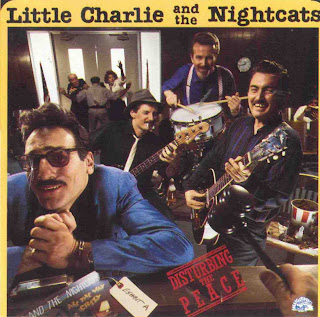 Little Charlie & The Nightcats - Disturbing The Peace