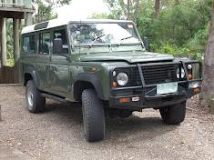My Land Rover Defender