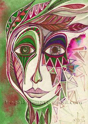 olhos da floresta
