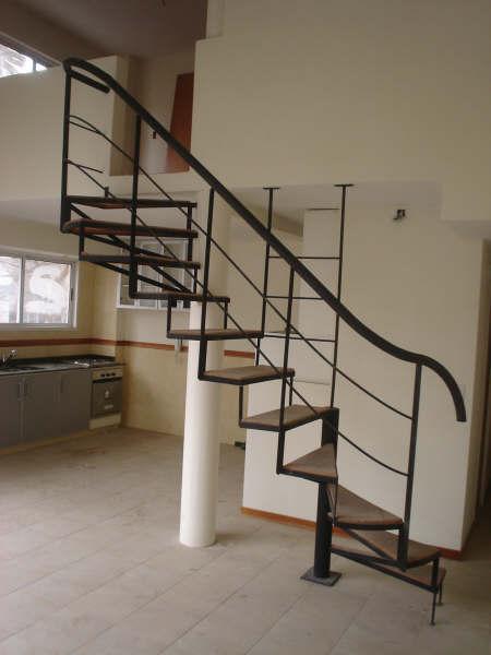Taller de herreria cruce dise o de escaleras for Fotos de escaleras de herreria