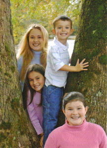 OUR GRANDCHILDREN, Alyssa, Madison, Abigail & Elijah