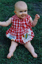Madison @ 6 Mos, Look At Those TOES