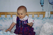 Madison @ 8 Mos, Look At Those Cheeks