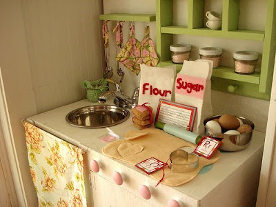 Be Different Act Normal Homemade Play Kitchen
