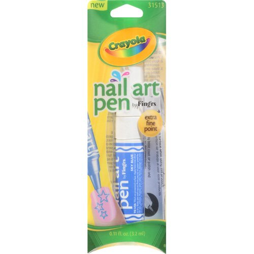 Be Differentt Normal Crayola Nail Art Pen
