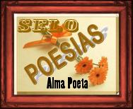Esse selo lindo veio do blog da amiga Serena.