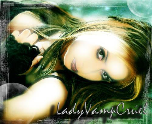La oscura morada de LadyVampcrúel