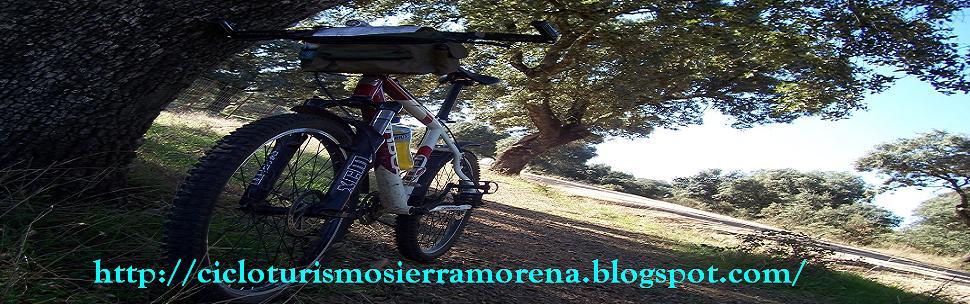 CICLOTURISMO SIERRA MORENA