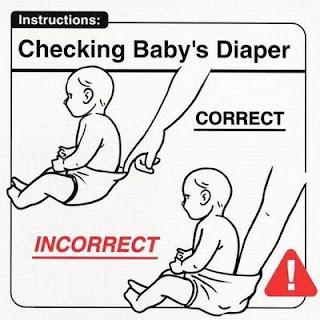 bayi anda, ketawa, ngakak