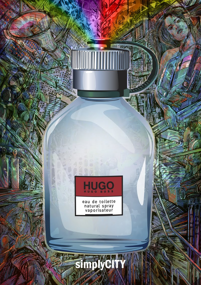 HUGO BOSS - hugo create