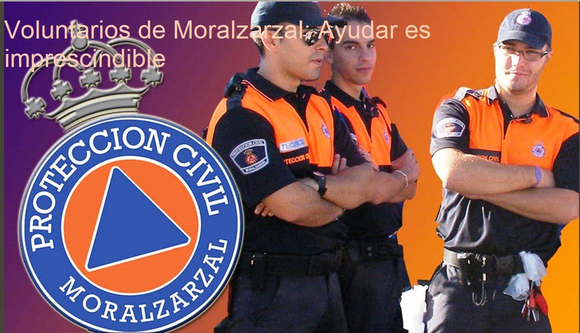 PROTECCIÓN CIVIL MORALZARZAL