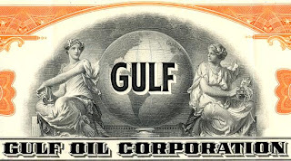 /gulf+oil+certificate Andrew Mellon oil depletion allowance