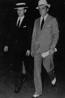 J.+Edgar+Hoover+Melvin+Purvis+FBI