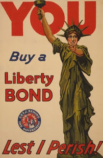 Statue_of_Liberty_War_Bond_Poster world war one propaganda