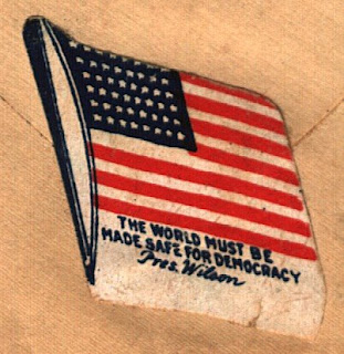 u.s.+flag+woodrow+wilson+make+the+world+safe+for+democracy+hypocrisy