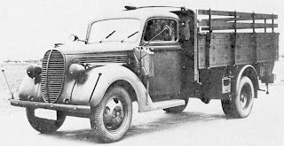 ford+werke+military+truck+nazi+germany