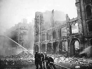 london, blitz, nazi, bomb, it&t, ford, general motors, gm, sperry, dupont