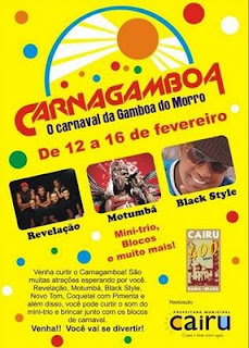 Carnaval na Gamboa