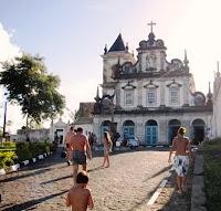 Cairu- único municipio arquipélago do Brasil