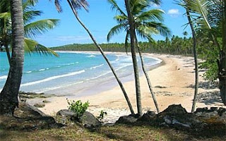 praia da Cueira,Boipeba