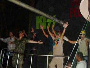 Festa de verao em morro de sao paulo