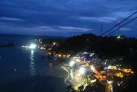 A noite em Morro