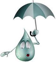 Tempo de chuve em Salvador