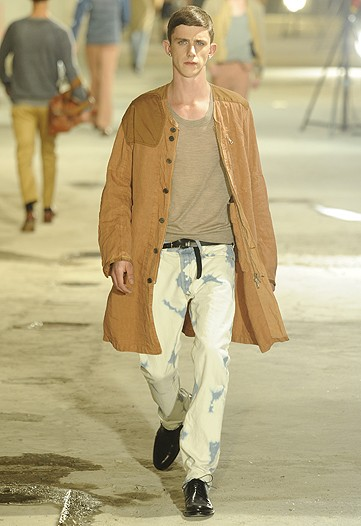 PFW Mens Spring 2011 {Dries