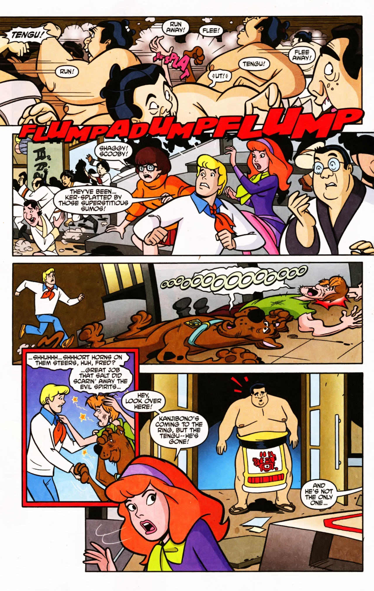 Read online Scooby-Doo (1997) comic -  Issue #148 - 7