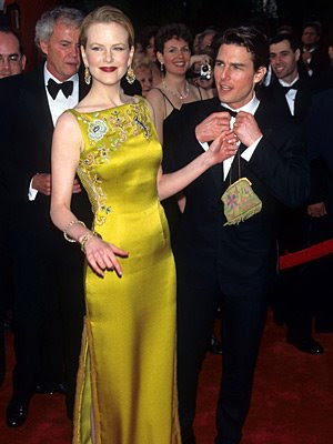 Nicole Kidman Oscar Dress image