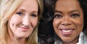 ϟ Entrevista completa de J. K. Rowling a Oprah Winfrey - LEGENDADO HD