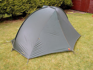 Probably the best solo tent in the world? & Stayinu0027 Alive: Phoenix Phreeranger