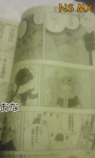 Naruto Manga 427 Spoiler