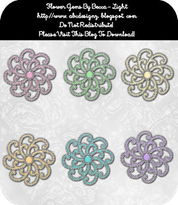http://abcdesignz.blogspot.com/2009/04/flower-gems-by-becca-light.html