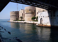 Taranto: Castello Aragonese