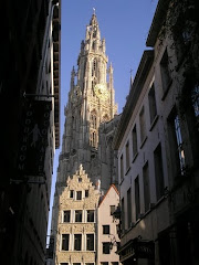 Pictures of the Cathedral of our Lady, Antwerp