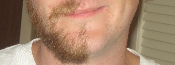 The Legend of Half Beard
