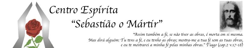 "Centro Espírita ""Sebastião, O Mártir"""