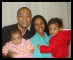 Família Souza Silva.  O alvo de nossa família é o País de Cabo Verde - África Ocidental