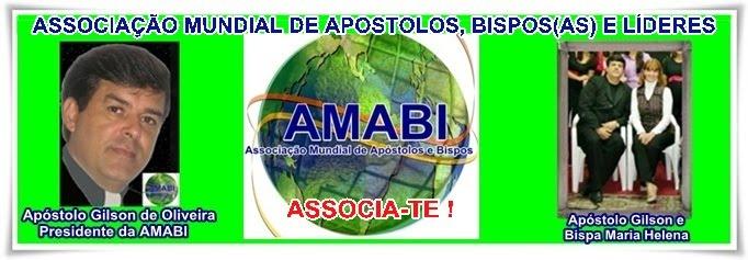 AMABI - Associação Mundial de Apóstolos e Bispos