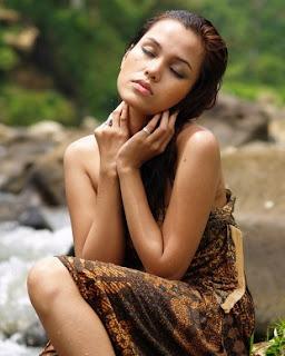 Batik Indonesia cantik