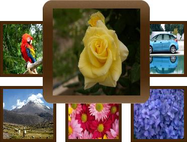Galeria de imagenes con jquery, galeria de imagenes en blogger
