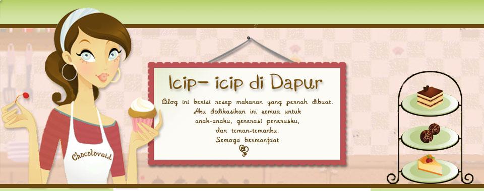 ICIP-ICIP DI DAPUR
