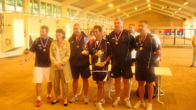 Championnat USCF 2009 lyonnaise