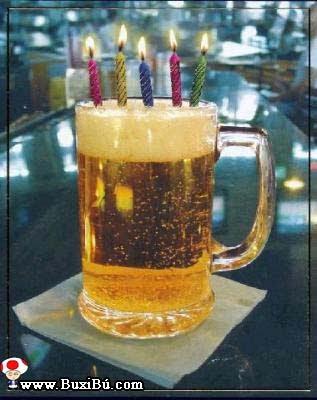 DOS BOPES CUÑADOS EN APUROS CervezaCumpleaños